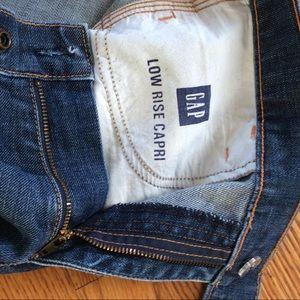 GAP Jeans - Gap bootcut jeans